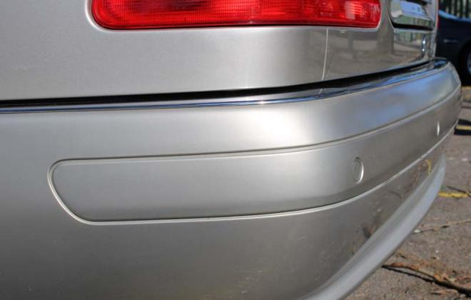 C140 Mercedes rear bumper bar reverse sensor images.jpg