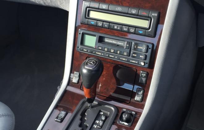 C140 W140 Mercedes s class coupe Quartz Blue images Australia RHD (12).jpg