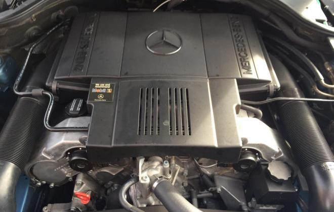 C140 W140 Mercedes s class coupe Quartz Blue images Australia RHD (14).jpg