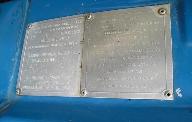 CDT and Garrett compliance plate.jpg