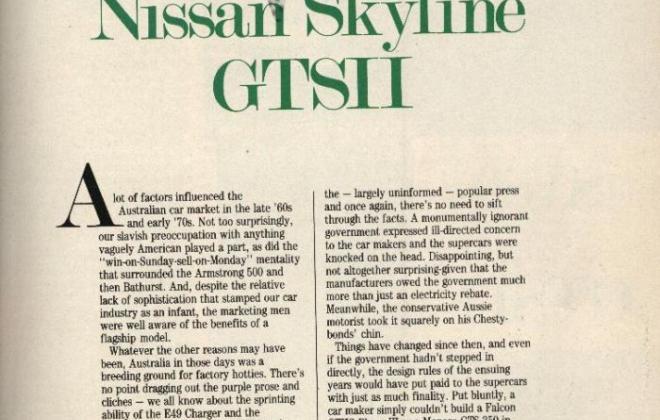 Car Australia Magazine October 1989 Skyline GTS2 SVD Silhouette (1).jpg