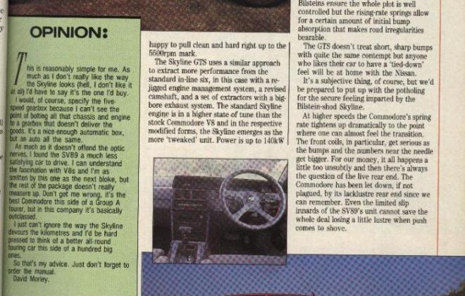 Car Australia Magazine October 1989 Skyline GTS2 SVD Silhouette (3).jpg