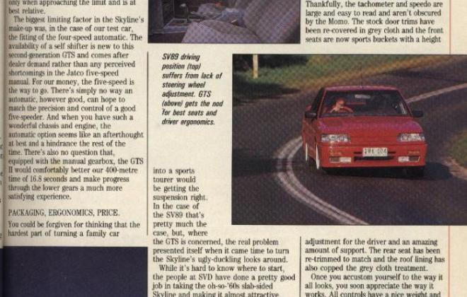 Car Australia Magazine October 1989 Skyline GTS2 SVD Silhouette (5).jpg