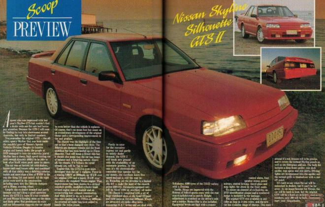 Car Australiua Magazine 1989 August Article on GTS2 Skyline SVD (1).jpg