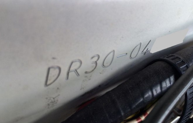 Chassis number stamping RSX Turbo C sedan.png