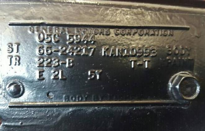 Chassis plate 66 GTO.jpg