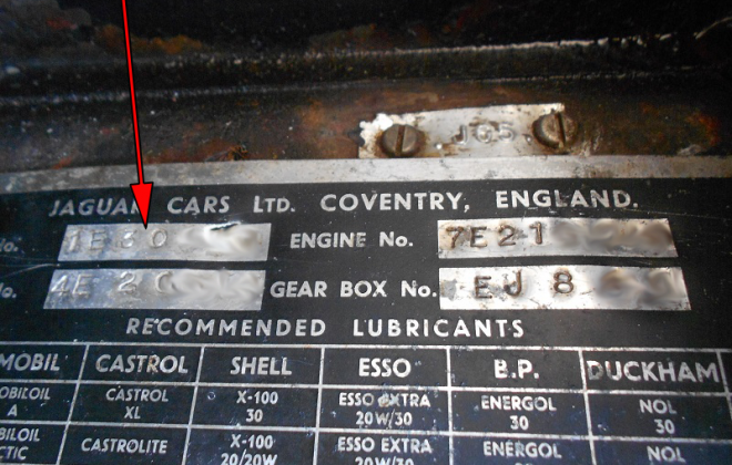 Chassis plate E-type Series 1 Jaguar.png