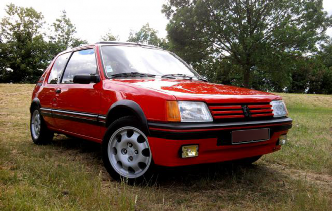 Cherry Red or Le Mans Red 205 GTI Phase 1.5.png