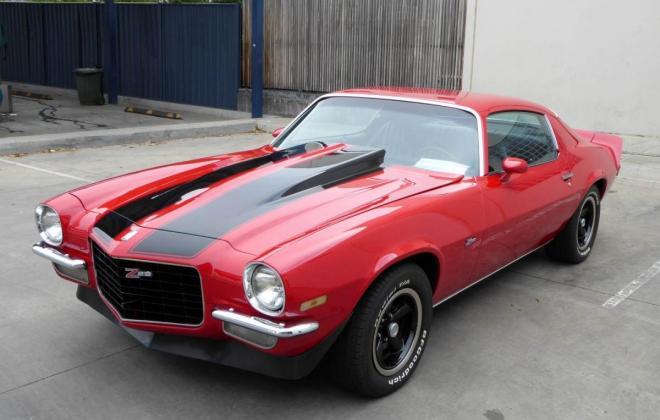 Chevrolet Camero SS .JPG