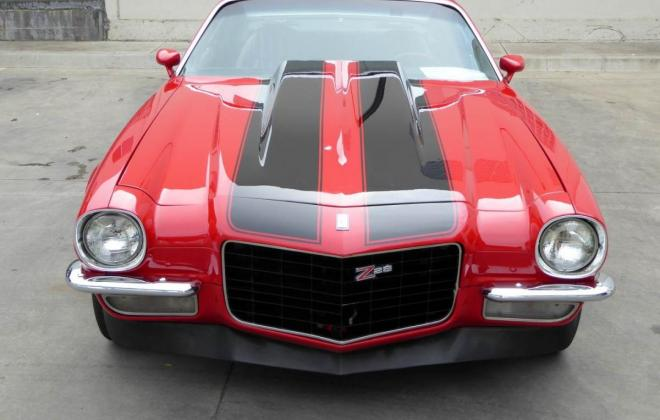 Chevrolet Camero SS front end.JPG