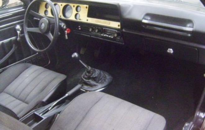 Chevy Cosworth Vegas Front seats and dashboard.jpg