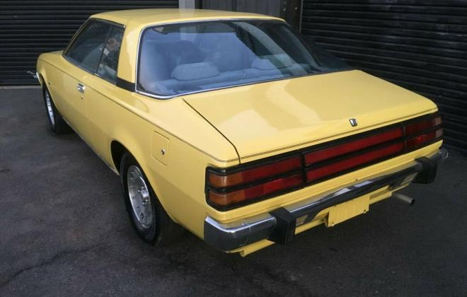 Chrysler Scorpion Yellow Australia 1979 images (1).jpg