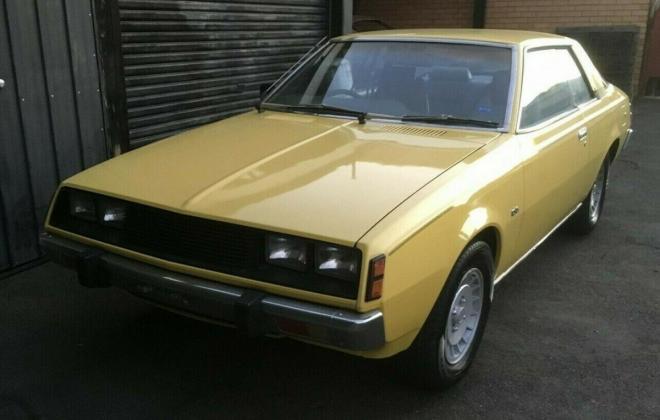Chrysler Scorpion Yellow Australia 1979 images (12).jpg