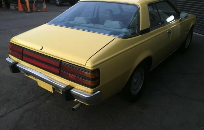 Chrysler Scorpion Yellow Australia 1979 images (4).jpg