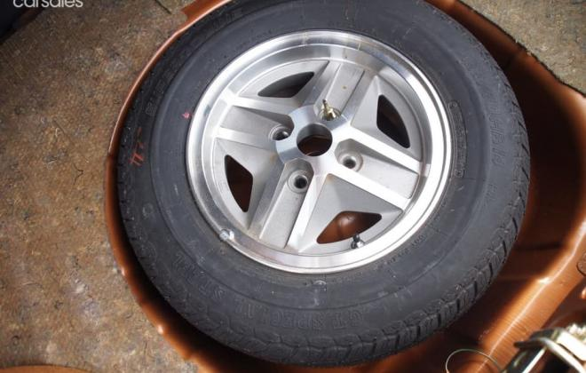 Chrysler Sigma Scorpion Coupe Bronze paint images fully restored Australia (14).jpg