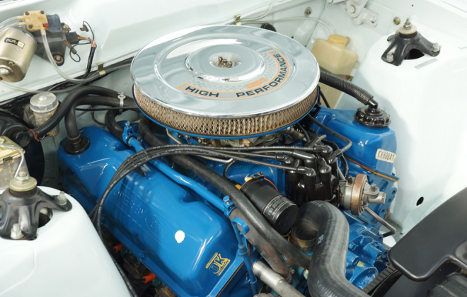 Cleveland XW Falcon GT engine image.png