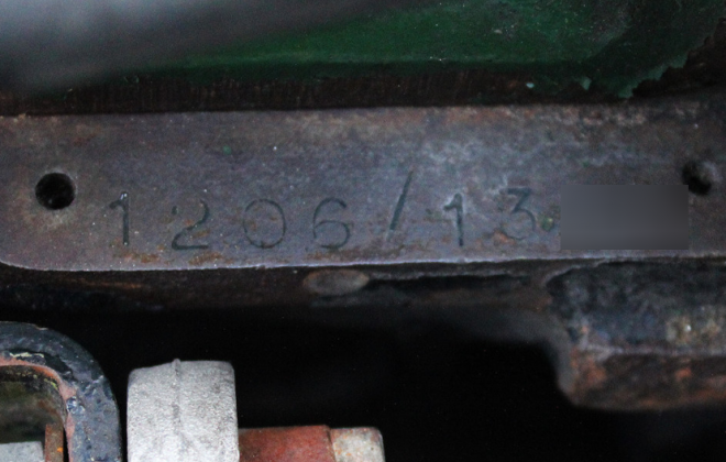 Clubman GT engine number 1206.png
