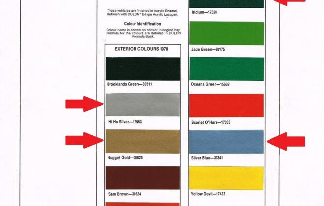 Colours for Mini LS 1977 - 1978.jpg