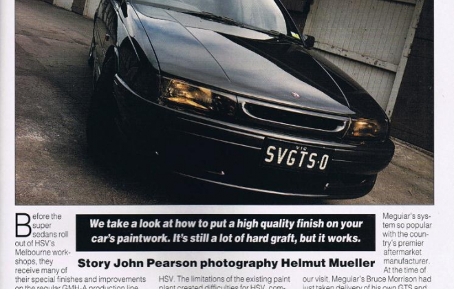 Commodore Crazy Magazine Page 61 Holden HSV VP GTS paint (1).png