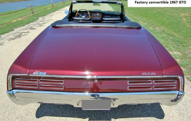Convertible 1967 Pontiac GTO rear.jpg