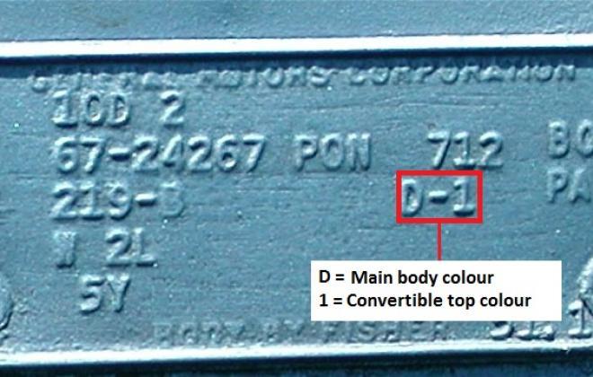 Convertible Top colour code for 1967 Pontiac GTO.jpg
