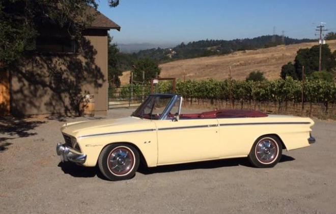 Creme 1964 Studebaker Daytona convertible california images (4).jpg