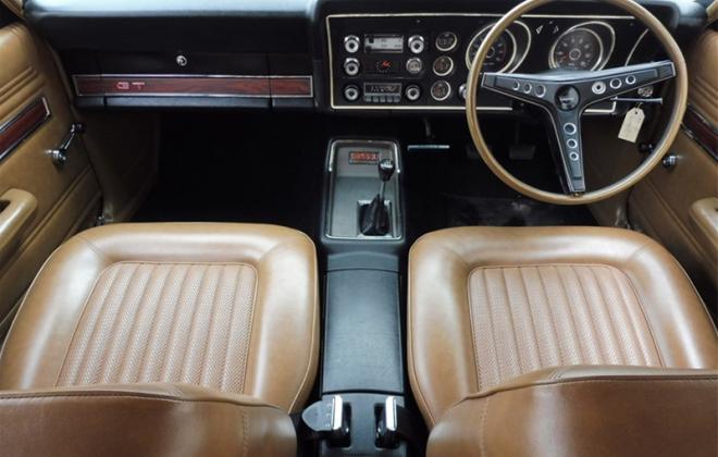 Dark Saddle trim XW Ford Falcon GT and GT-HO (1).JPG