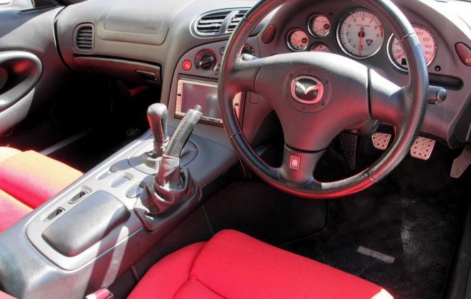 Dashboard and steering wheel RX-7 Spirit R Type A.jpg