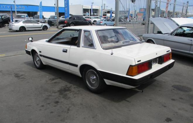 Datsun Nissan Silvia S110 coupe New Zealand Australia White coupe images (13).jpg