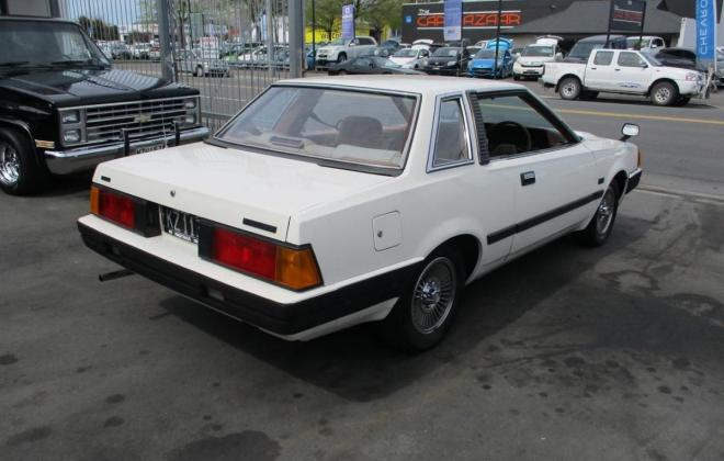 Datsun Nissan Silvia S110 coupe New Zealand Australia White coupe images (16).jpg