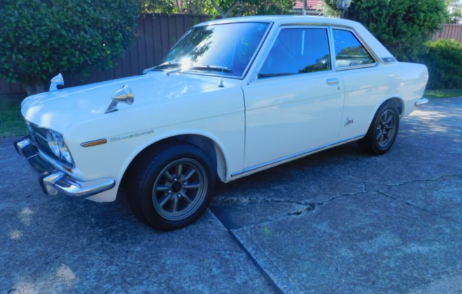 Datsun Nussan Bluebird SSS 510 Coupe 1969 white image (1).png
