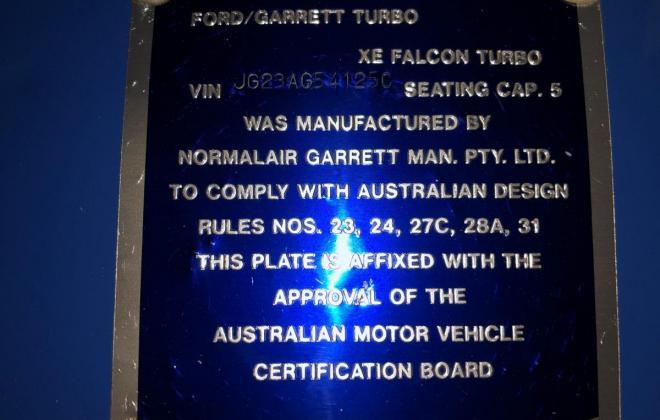 Dick Johnson Grand Prix Turbo 1982 true blow advertised 2020 Lloyds auctions (14).jpg