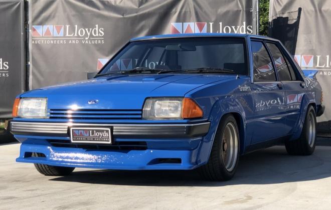 Dick Johnson Grand Prix Turbo 1982 true blow advertised 2020 Lloyds auctions (3).jpg
