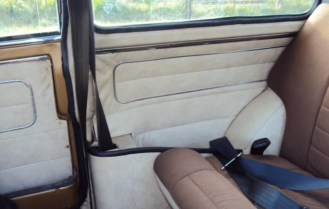 Door cards and side trim - Leyland Mini 1275LS Nugget Gold.jpg