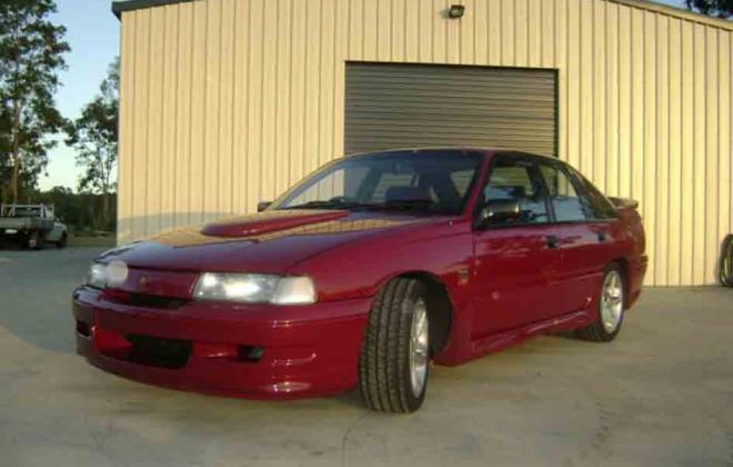 Durif Red Holden Commodore VN SS HSV 1990 number 180 images (2).jpg