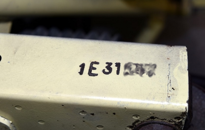 E-Type Series 1 Jaguar chassis number car number location on picture frame (2).png