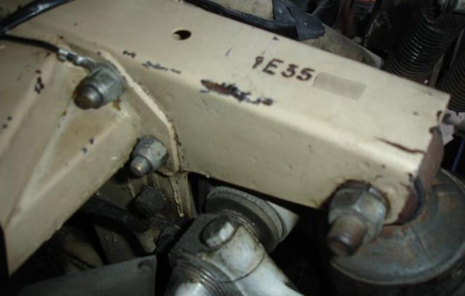 E-Type Series 1.5 1968 car number stamping 1E35 on frame.jpg