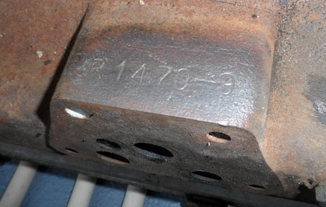 E-type XK-E engine block stamping number side of block.png