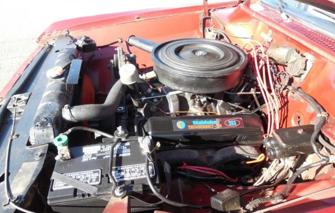 Engine Studebaker Sports Sedan chev 1966 Daytona 2 door engine images (3).jpg