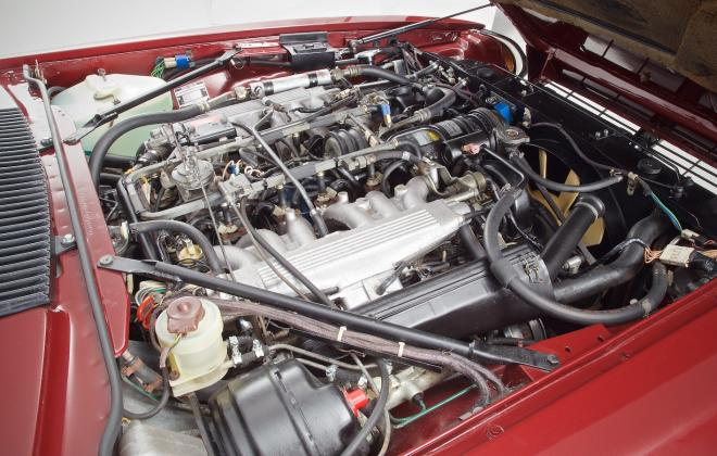 Engine bay TWR XJS 1985.jpg