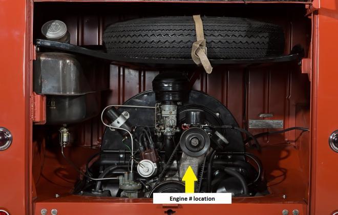 Engine bay of Samba Bus 1955.jpg