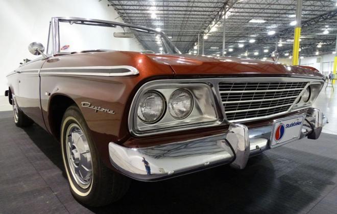 Exterior image 1964 Studebaker Daytona Convertible Red on classic register (34).jpg