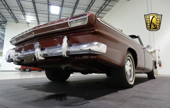 Exterior image 1964 Studebaker Daytona Convertible Red on classic register (54).jpg