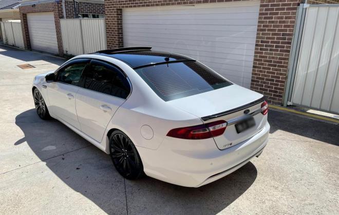 FG X G6E Turbo white with Tan interior leasther images rare low ks  (1).jpg