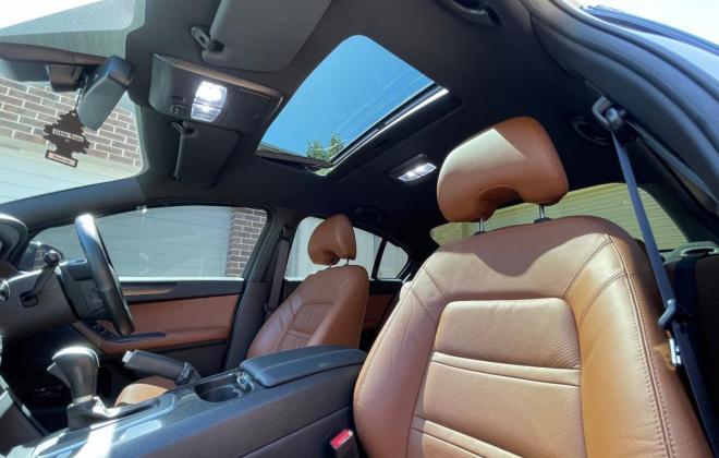 FG X G6E Turbo white with Tan interior leasther images rare low ks  (10).jpg
