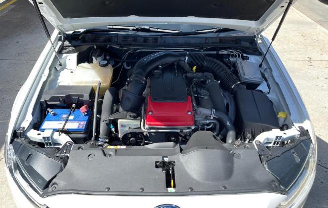 FG X G6E Turbo white with Tan interior leasther images rare low ks  (11).jpg