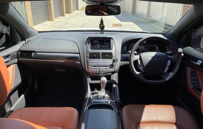 FG X G6E Turbo white with Tan interior leasther images rare low ks  (15).jpg