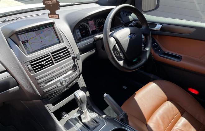 FG X G6E Turbo white with Tan interior leasther images rare low ks  (6).jpg