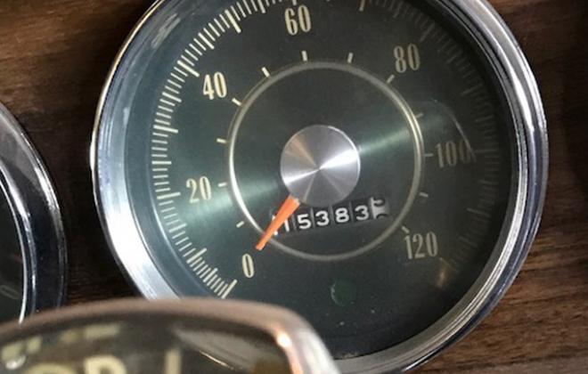 For sale - Studebaker Daytona Sports Sedan 1966 interior images (1).JPG