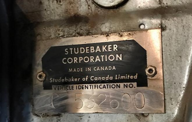 For sale - Studebaker Daytona Sports Sedan 1966 interior images (2).JPG
